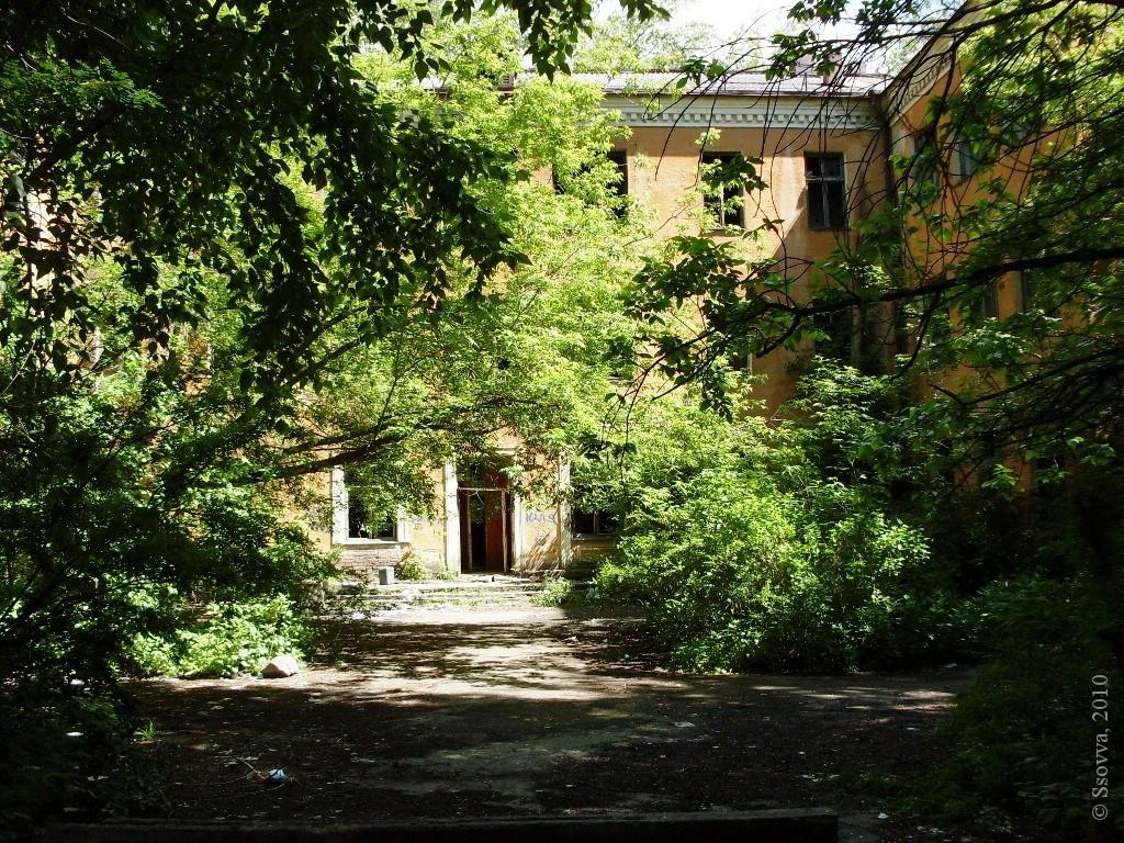 Наша бывшая больница